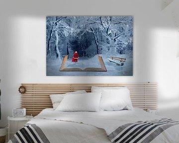 Weihnachtlicher Winterspaziergang sur Ursula Di Chito