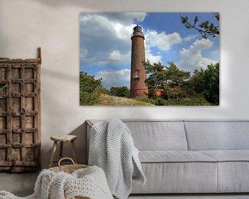 Prerows Leuchtturm van Ostsee Bilder