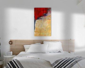Wohnen mit Kunst van Katarina Niksic