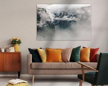 Geirangerfjord von Martijn Smeets