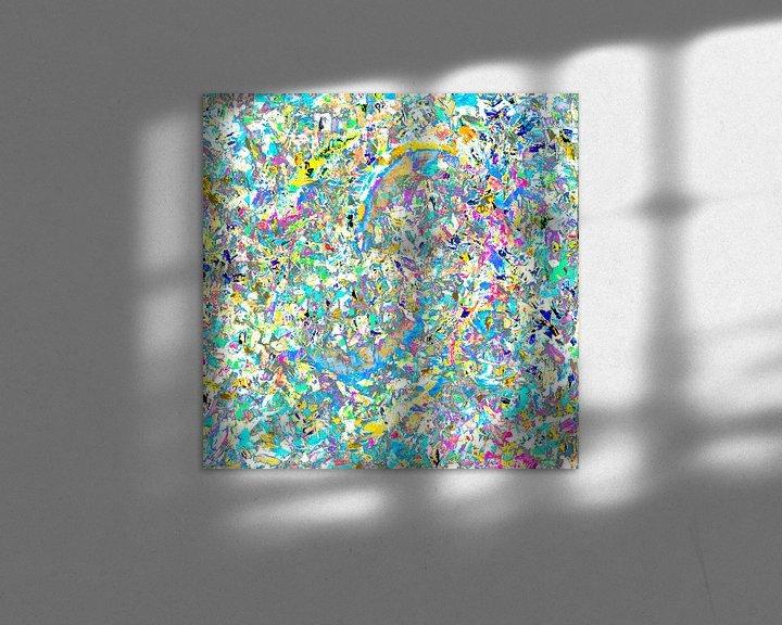 Sfeerimpressie: colors colors van Freddy Hoevers