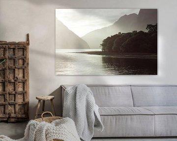 Milfort Sound, New Zealand von Floor Boers