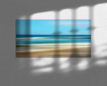 Op het strand van Violetta Honkisz