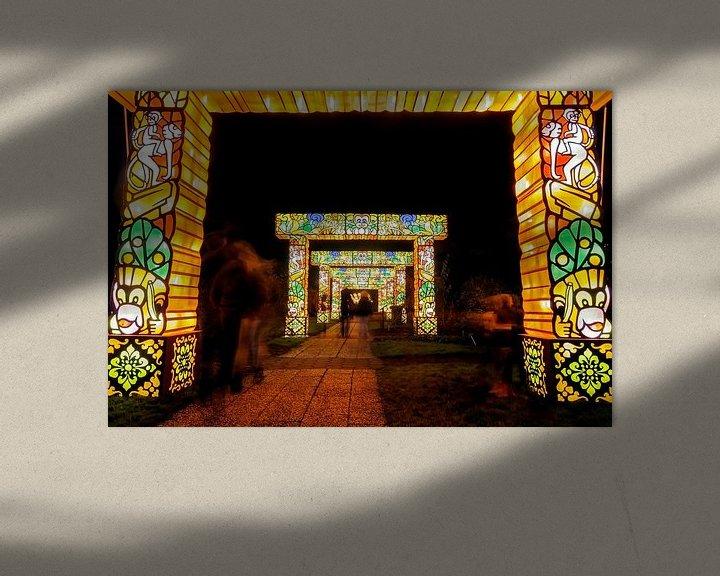 Sfeerimpressie: Lichtpoort van Jan van der Knaap