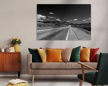 Arizona Highway, USA van Giovanni della Primavera