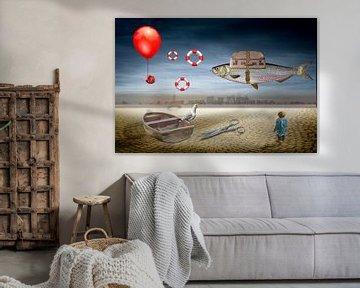 Ein Fisch auf Reisen sur Ursula Di Chito
