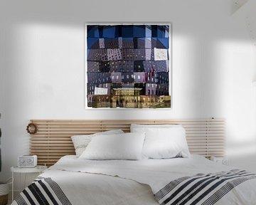 Blue hour VI von Stefan Zimmermann