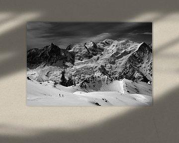 Mont-Blanc-Spaziergang von Jc Poirot