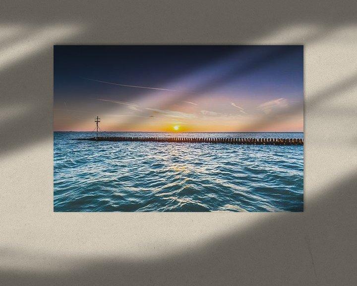 Sfeerimpressie: Vlissingen haven van Andy Troy