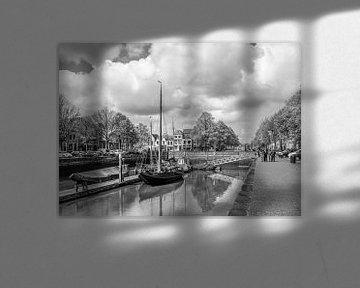 Oude Haven Zierikzee sur Wessel Krul