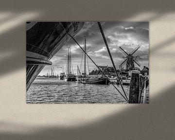 Port Zierikzee sur Wessel Krul