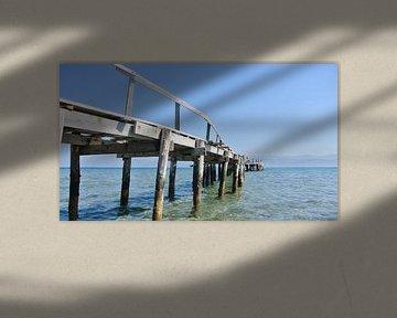 Walk on water van RD Foto's