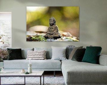 Bouddha sur Martina Weidner
