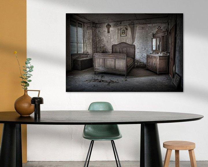 Impression: La chambre abandonnée sur Eus Driessen