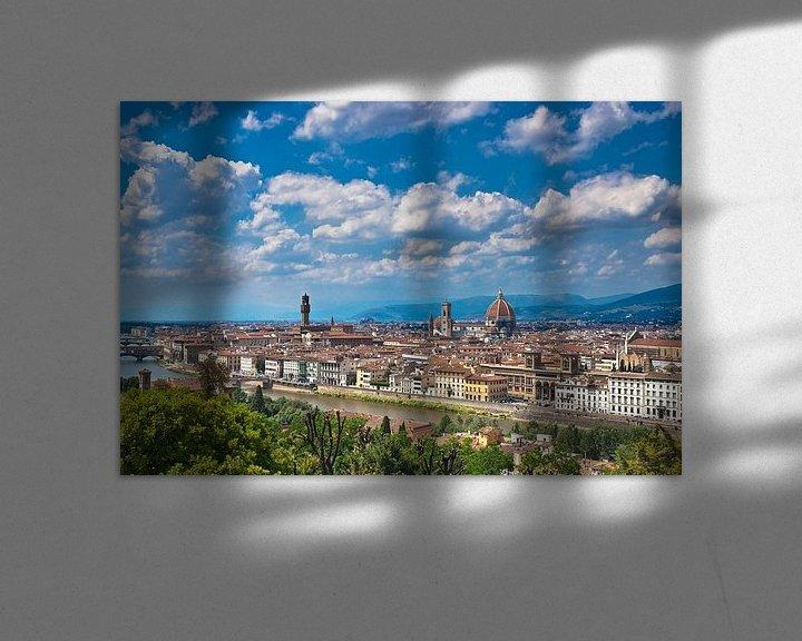 Beispiel: Florenz, Italien von Gunter Kirsch