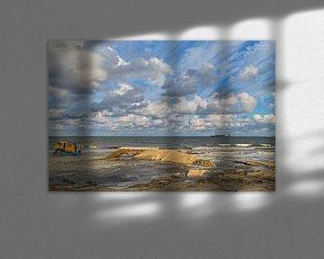 Kustversterking Noord-Holland von Miranda van Hulst