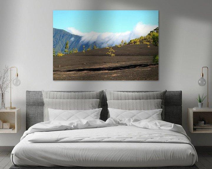 Sfeerimpressie: National Park Caldera de Taburiente in La Palma van Jolanta Mayerberg