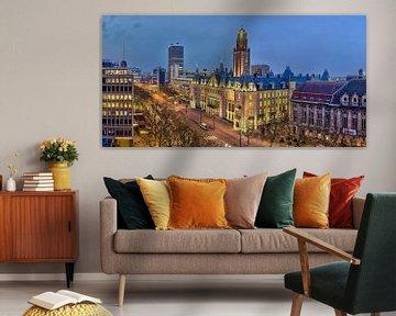 Stadhuis Rotterdam van Bob de Bruin
