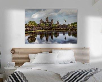 Angkor Wat, Cambodja van Giovanni della Primavera