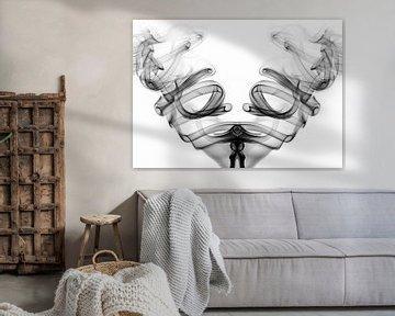 Smoke Art - Wingman van LYSVIK PHOTOS