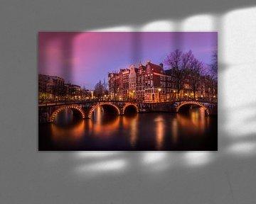 Keizersgracht, Amsterdam van Brian van Daal