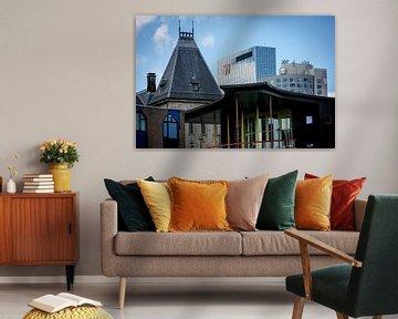 NN gebouw Rotterdam van Roel Dijkstra