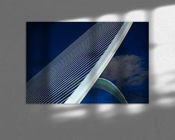 de snaren van Calatrava, Valencia van Peter de Ruig