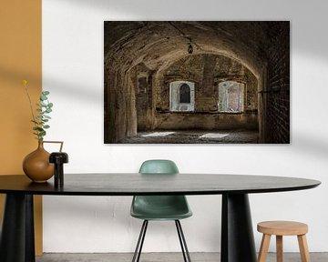 Fort Pampus van Wil van der Velde
