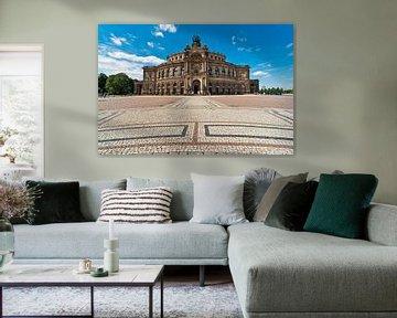 Semperoper Dresden von Gunter Kirsch