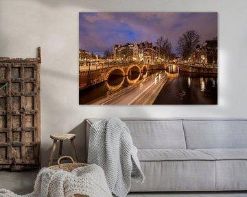 Leidsegracht Amsterdam von Tom Roeleveld