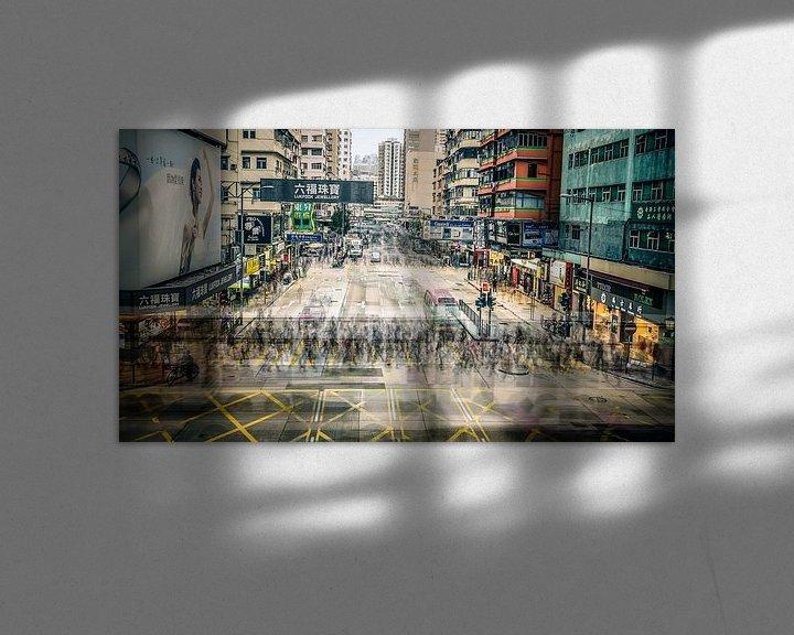 Sfeerimpressie: Agoraphobia van Cho Tang