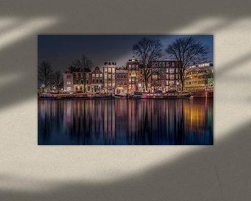 Amsterdam by night von Michiel Buijse