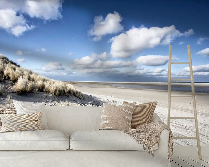 Sfeerimpressie behang: Ameland van Andre Struik