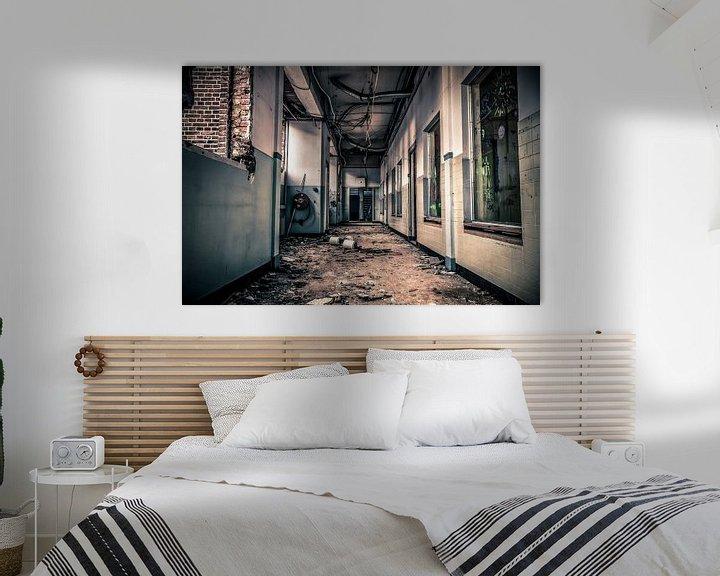 Beispiel: Hallway Monitor von Cho Tang