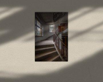 Große Treppe – Verbotene Stadt von Roman Robroek