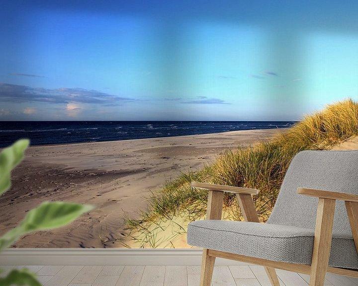 Beispiel fototapete: Maidünen von Ostsee Bilder