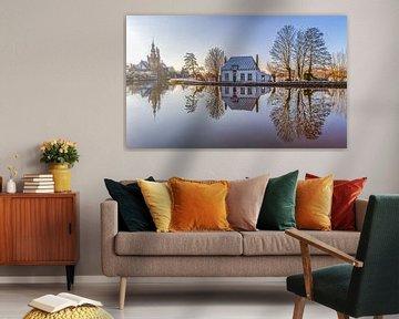 Das Fährhaus in Rotterdam Overschie von MS Fotografie | Marc van der Stelt