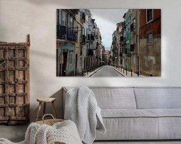 Lissabon, Portugal von Nicky van Hunnik