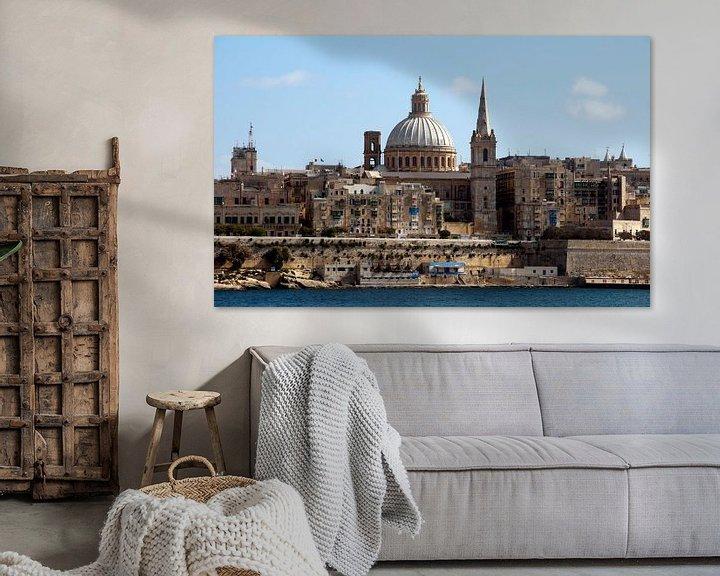Impression: valettta  on Malta sur ChrisWillemsen