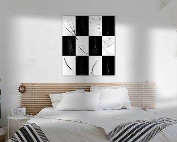 serie the Opposite 12 luik (abstract-keukengerei) von Kristian Hoekman