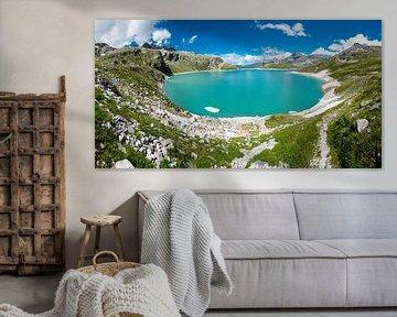 Oostenrijkse Alpen - 5 van Damien Franscoise