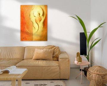 Engelen van creativiteit en sensualiteit - Angel Art van Marita Zacharias