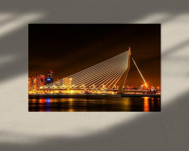 Sfeerimpressie: Rotterdam van Ton de Koning