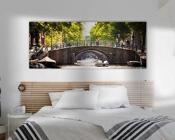 Zeven bruggetjes Amsterdam von Shoots by Laura