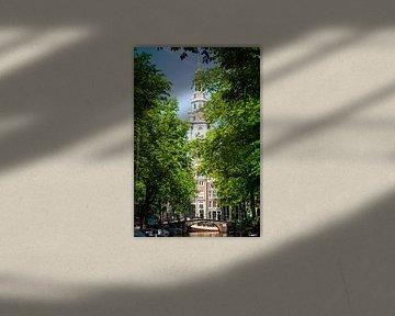 Westertoren Amsterdam von Shoots by Laura