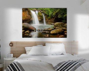 Jungle falls von Richard Guijt Photography