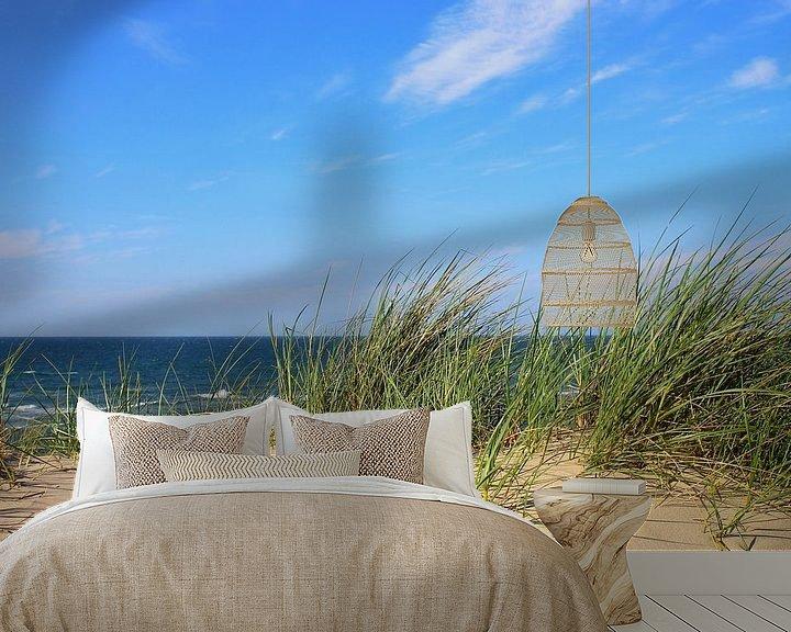Beispiel fototapete: Dünen an der Ostsee von Ostsee Bilder