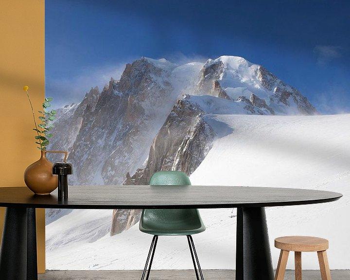 Impression: Tiefschneefahren am Mont Blanc sur Menno Boermans