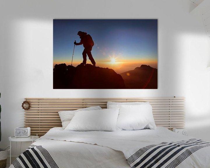 Sfeerimpressie: Kilimanjaro van Menno Boermans