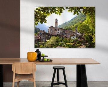 Ticino  van Menno Boermans